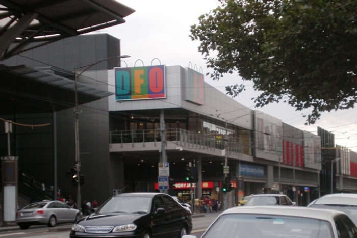 Direct Factory Outlet South Wharf (DFO)