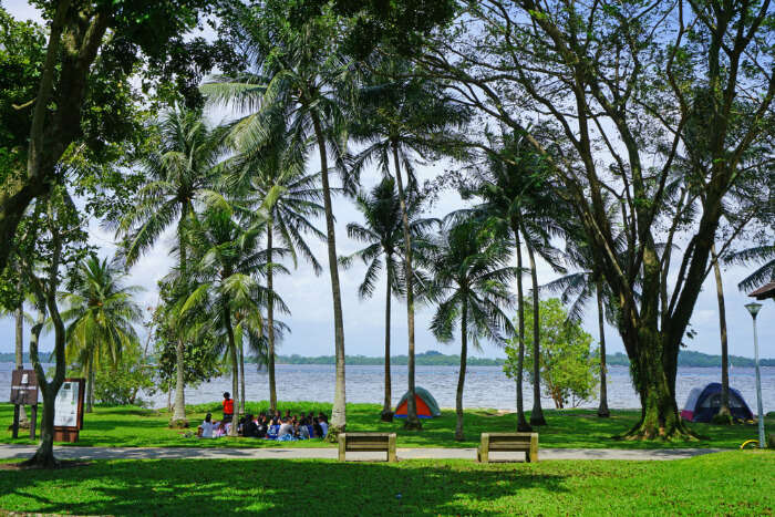 Pasir Ris in Singapore