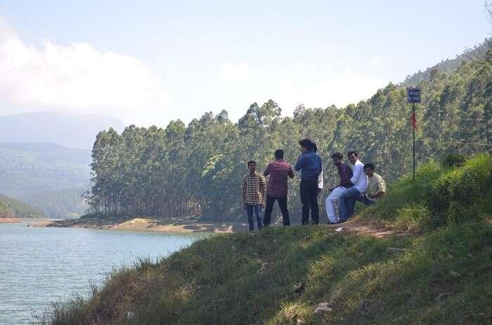 View points in Saputara
