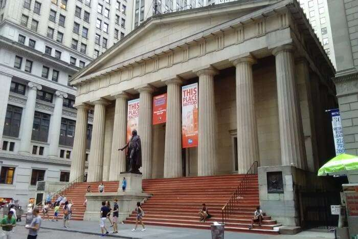 New York's City Hall