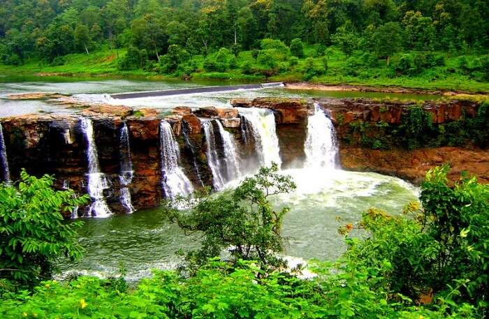 Gira Falls View