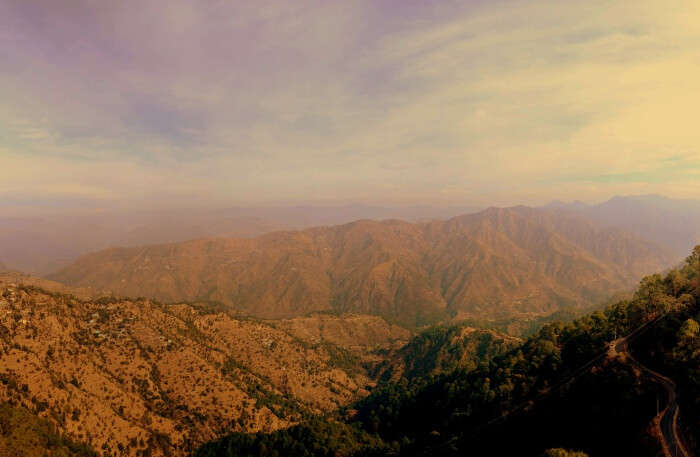 Guano Hills Trek