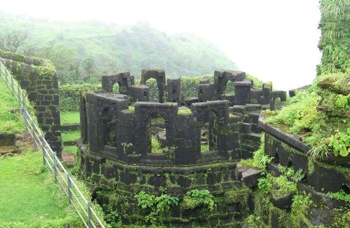Hatgadh Fort View