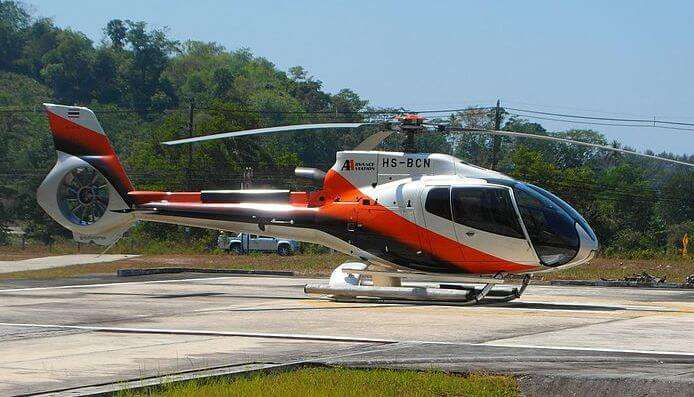 Helicopter Tour In Phuket