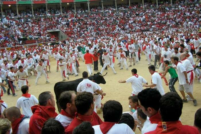 San Fermin Festival over luscious desserts and breakfast