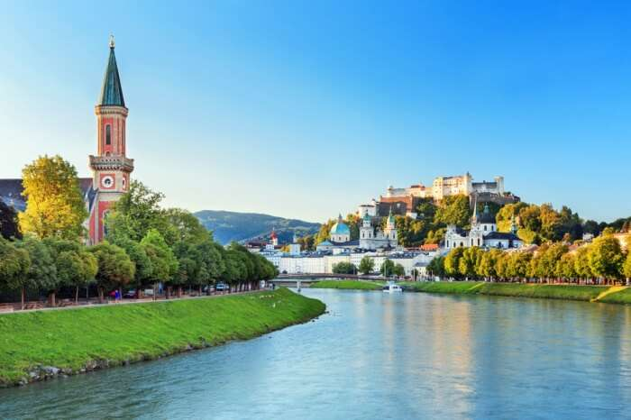 How To Reach Salzburg