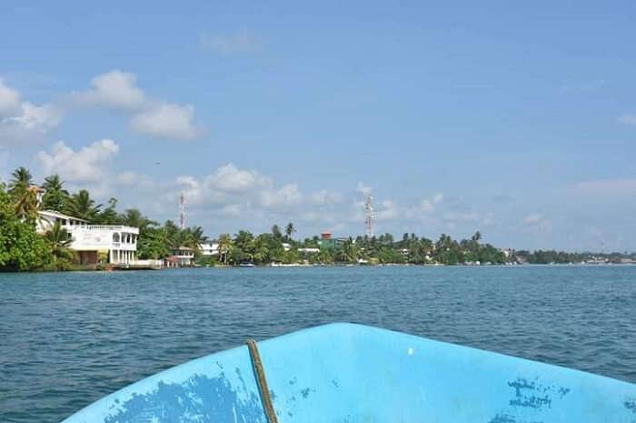 witnessed beauty of blue sea