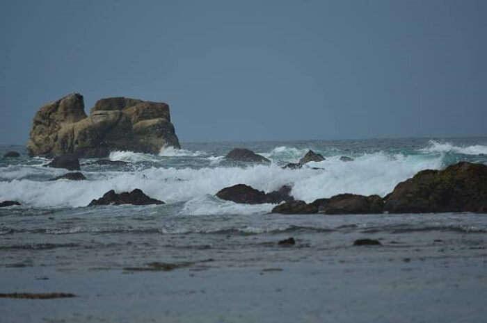 southern coast of Sri Lanka