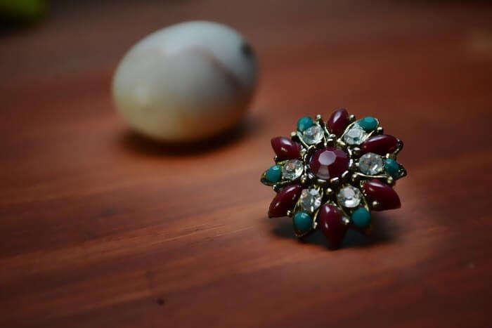 Jewelry Stone Sparkle Diamonds Jewellery Ring