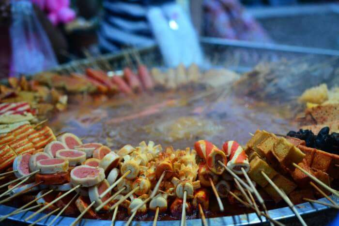 Sichuan Lehsan beef dish