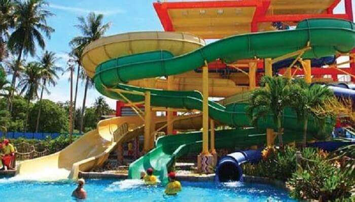 Jungle Waterpark In Phuket
