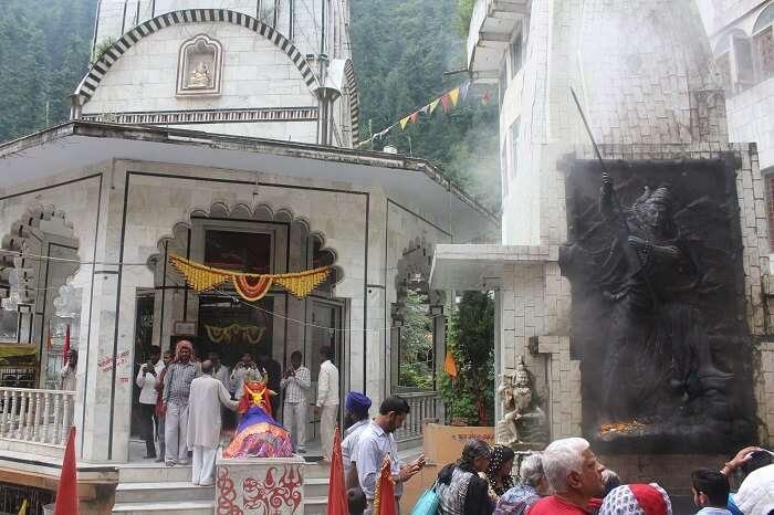 Kasol Shiva Temple Manikaran
