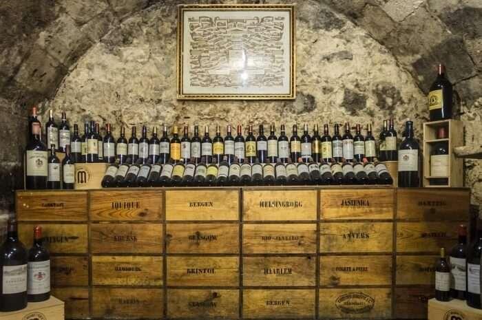 La Cave Wine Shop