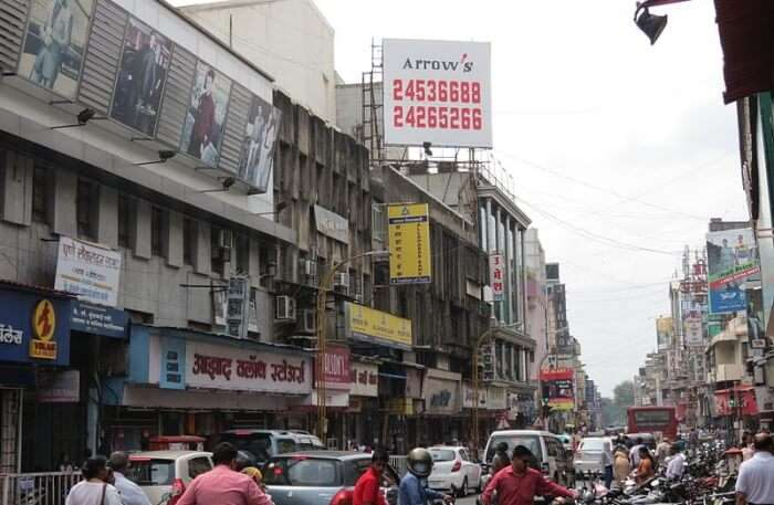 Laxmi Road In Pune
