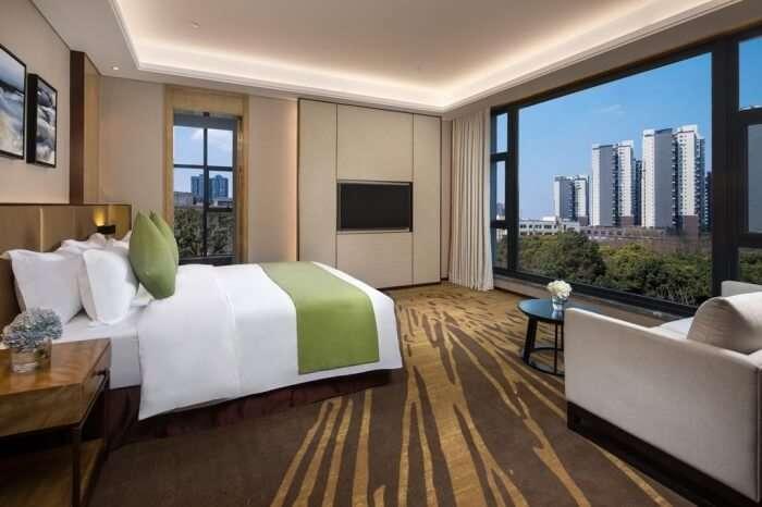 Leshan Ramada Hotel  camping facilities