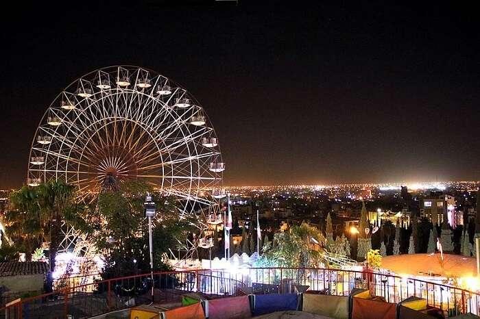 famous amusement park