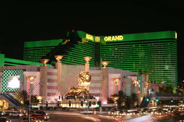 MGM Grand & CSI