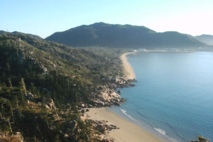Magnetic Island View In Queensland