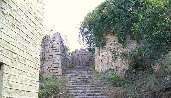 Medak Fort Near Hyderabad 18/10/19