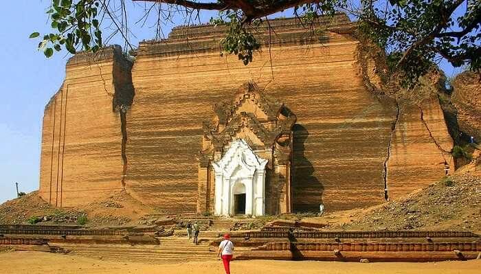 Mingun Temple
