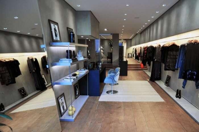 Ministry of Silk Fashion Shop