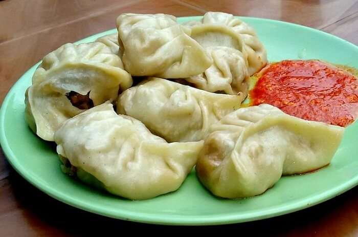 famous place for trying momos