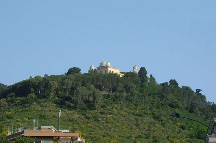 Highest hill in Rome