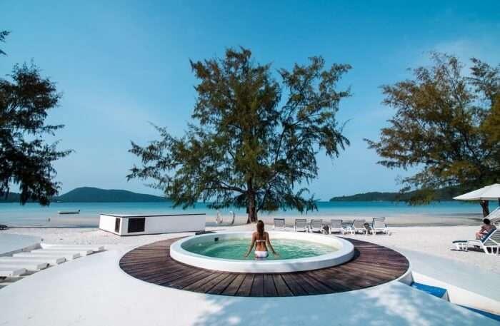 Moonlight Resort In Koh Rong Samloem Island