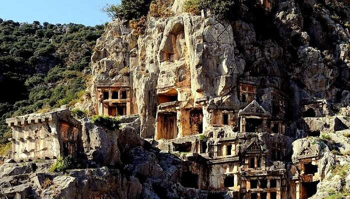 Myra_Rock_Tombs
