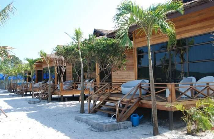 One Resort in Koh Rong Samloem Island