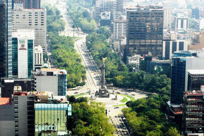Paseo de la Reforma 222