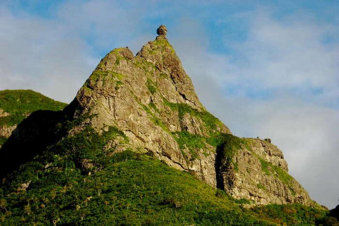 Mt. Pieter Both