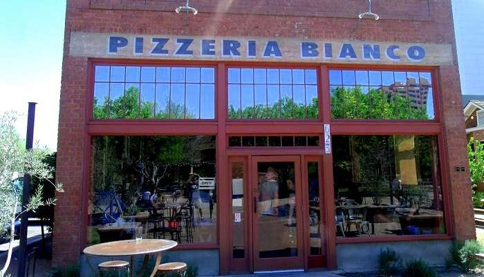 places to have the best pizza
