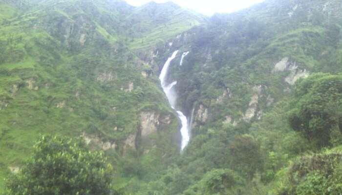Pokali Waterfall View