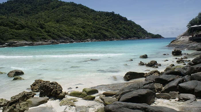 island near Phuket