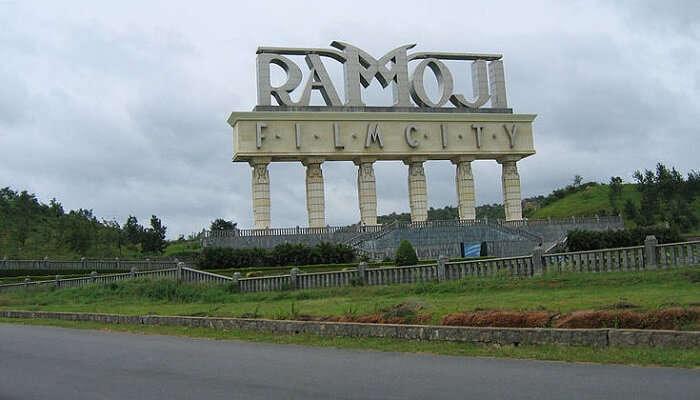 Ramoji Film City Near Hyderabad 18/10/19