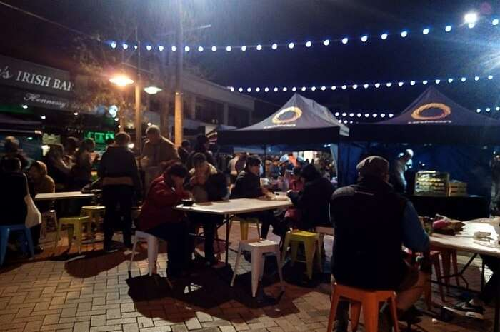 Rotorua Night Market
