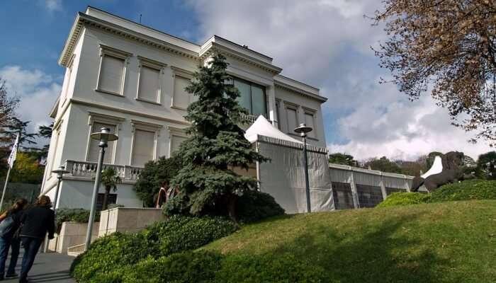 Sakip Sabanci Museum in Istanbul