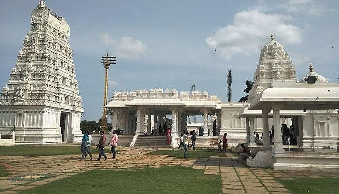Sanghi Temple Near Hyderabad 18/10/19