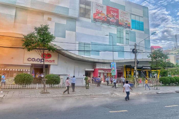 Sense City Mall