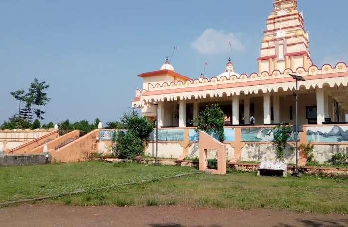 Shabari Dham In Saputara