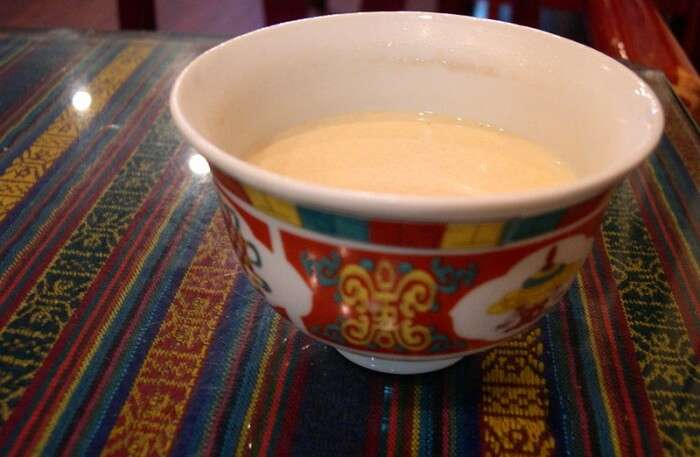 Sikkimese Cups View