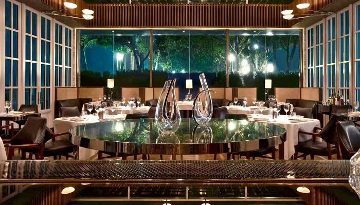 Spago Dining Room