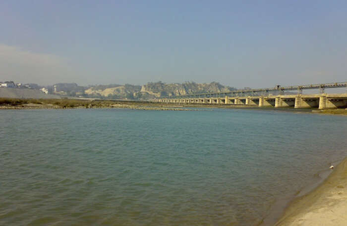 Sutlej River View