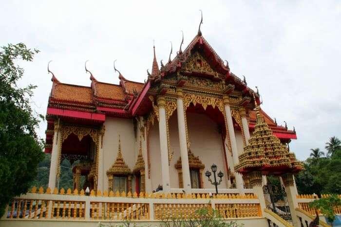 Suwan Khiri Wong Temple