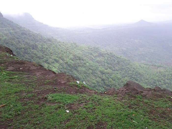 View point in Saputara