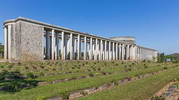 Taukkyan War Cemetery