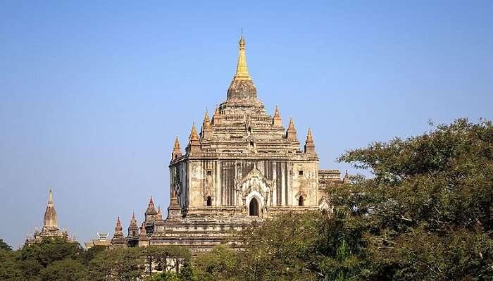Thatbyinnyu temple