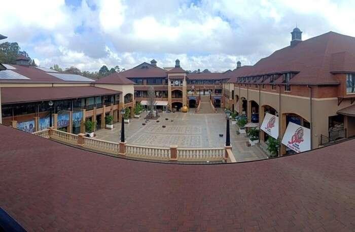 The Hub Karen Mall