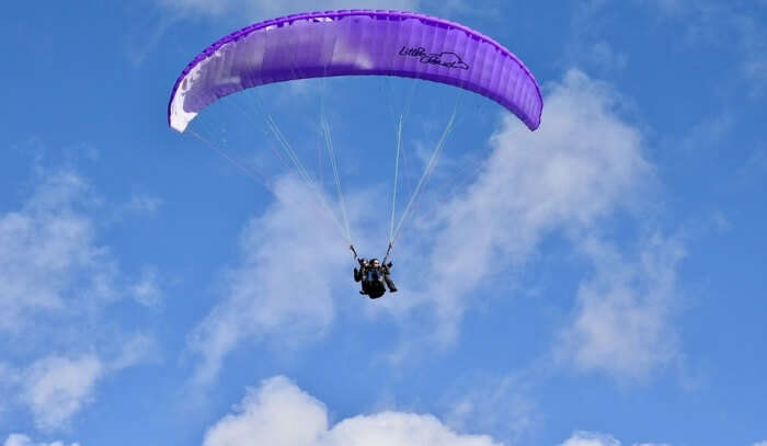 Paragliding Tours